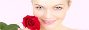 Masaje facial tonificante